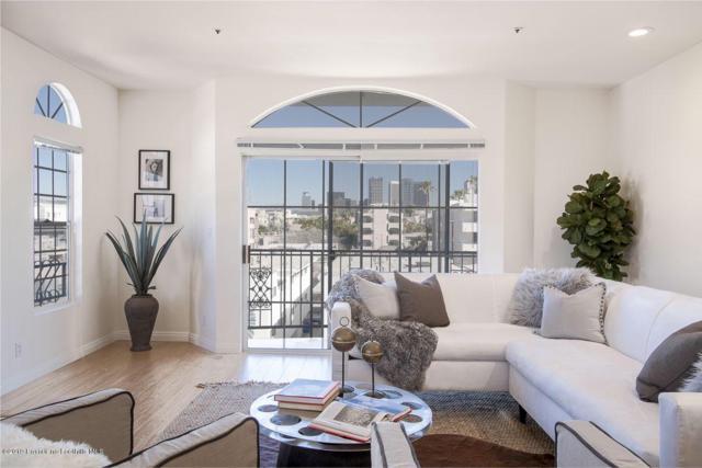 1911 Malcolm Avenue #401, Los Angeles (City), CA 90025 (#819000672) :: Matthew Chavez