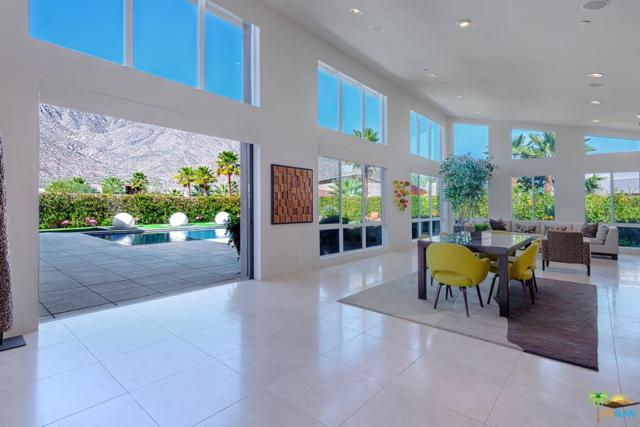 280 Lautner Lane, Palm Springs, CA 92264 (#19428970PS) :: TruLine Realty