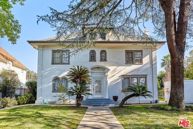 1650 Virginia Road, Los Angeles (City), CA 90019 (#19434268) :: Matthew Chavez