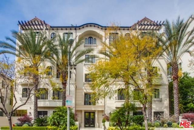 443 N Palm Drive #401, Beverly Hills, CA 90210 (#19434456) :: The Fineman Suarez Team