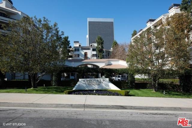 2122 Century Park Lane #216, Los Angeles (City), CA 90067 (#19433578) :: Matthew Chavez