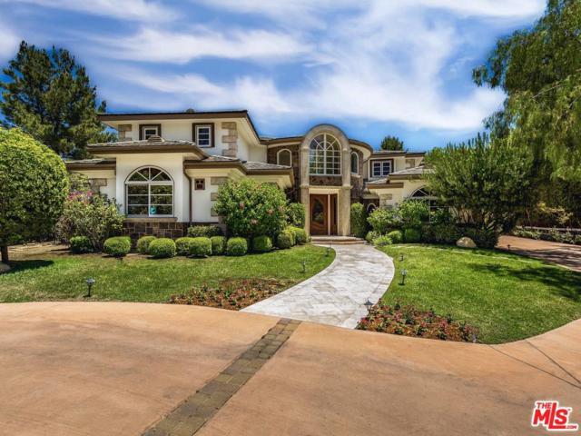 6080 John Muir Road, Hidden Hills, CA 91302 (#19433304) :: Golden Palm Properties