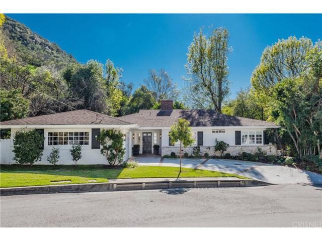 3404 Merrimac Road, Brentwood (La), CA 90049 (#SR19011449) :: PLG Estates