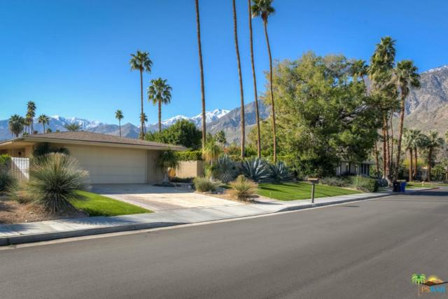 1033 E Sierra Way, Palm Springs, CA 92264 (#19434396PS) :: The Real Estate Offices of Talbot and Watson