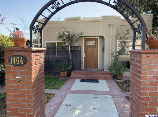1464 Stanley Avenue, Glendale, CA 91206 (#319000601) :: Lydia Gable Realty Group