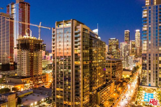 1155 S Grand Avenue #410, Los Angeles (City), CA 90015 (#19433020) :: Matthew Chavez