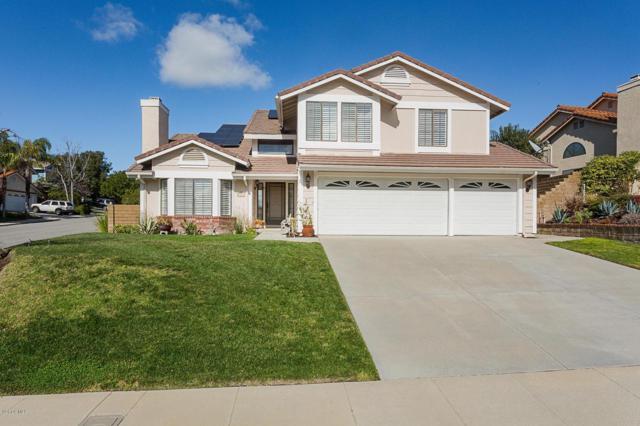 2571 Manchester Court, Thousand Oaks, CA 91362 (#219001698) :: Golden Palm Properties