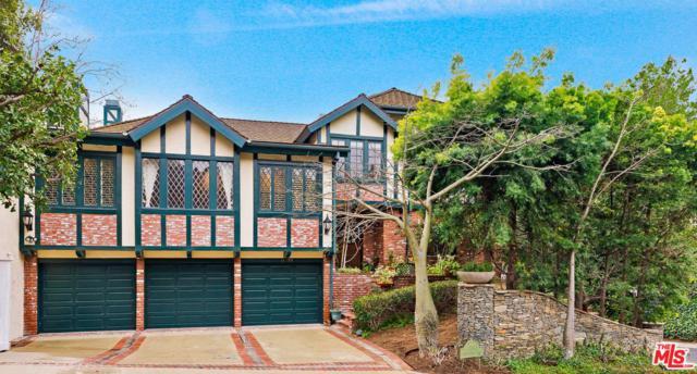 11993 Brentridge Lane, Los Angeles (City), CA 90049 (#19430392) :: PLG Estates