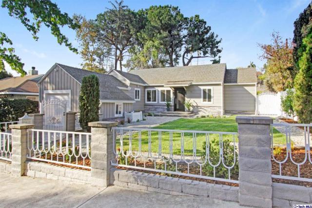 911 La Loma Road, Eagle Rock, CA 90041 (#319000593) :: The Real Estate Offices of Talbot and Watson