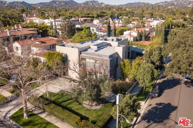 700 Walden Drive, Beverly Hills, CA 90210 (#19433644) :: The Fineman Suarez Team