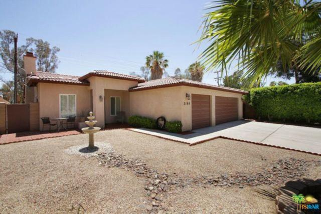 2196 Marguerite Street, Palm Springs, CA 92264 (#19434338PS) :: Lydia Gable Realty Group
