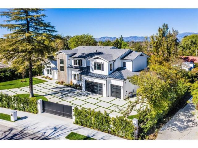 19173 Wells Drive, Tarzana, CA 91356 (#SR19024720) :: Golden Palm Properties