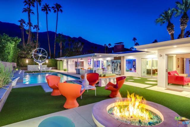 611 W Leisure Way, Palm Springs, CA 92262 (#19433134PS) :: The Fineman Suarez Team