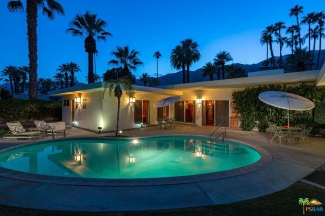 1240 S Manzanita Avenue, Palm Springs, CA 92264 (#19434966PS) :: Lydia Gable Realty Group