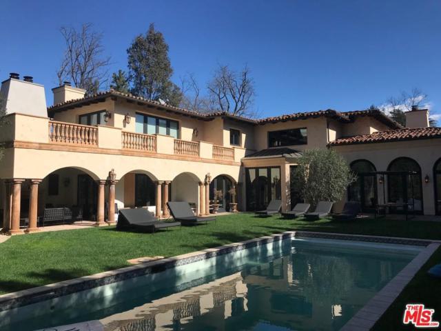 10313 Woodbridge Street, Toluca Lake, CA 91602 (#19435026) :: Golden Palm Properties