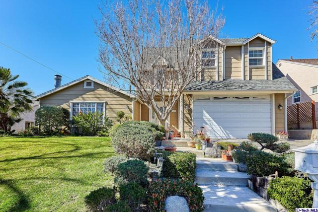 925 Uclan Drive, Burbank, CA 91504 (#319000501) :: Paris and Connor MacIvor