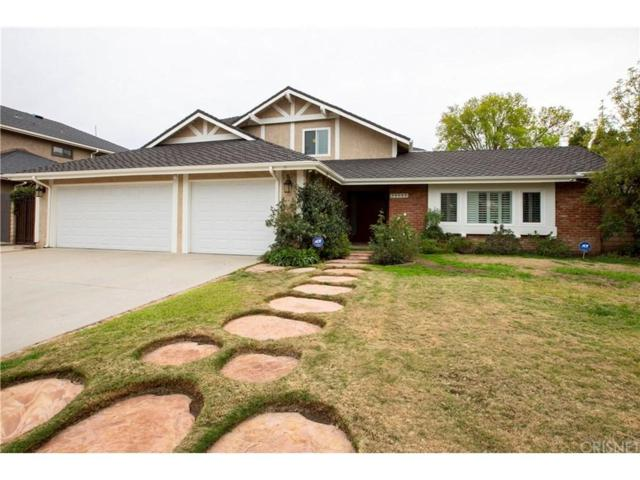 20542 San Jose Street, Chatsworth, CA 91311 (#SR19035660) :: Paris and Connor MacIvor