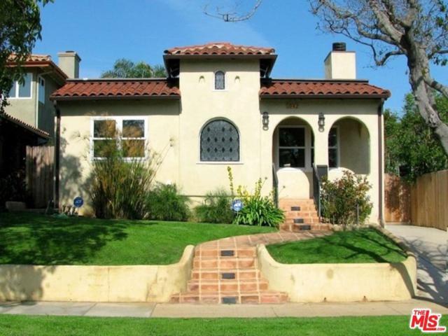 1042 Fiske Street, Pacific Palisades, CA 90272 (#19434976) :: PLG Estates