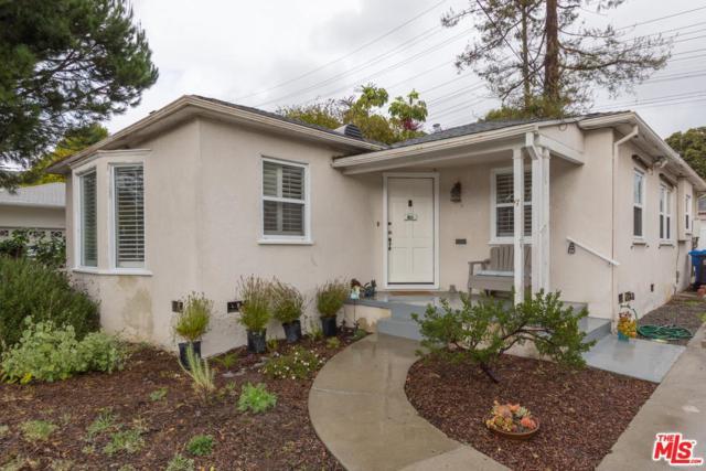 4174 Jasmine Avenue, Culver City, CA 90232 (#19435108) :: Matthew Chavez