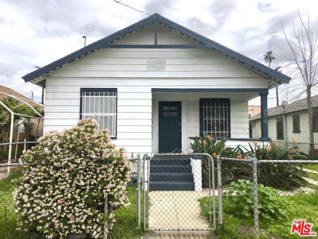3818 Crawford Street, Los Angeles (City), CA 90011 (#19434938) :: Matthew Chavez