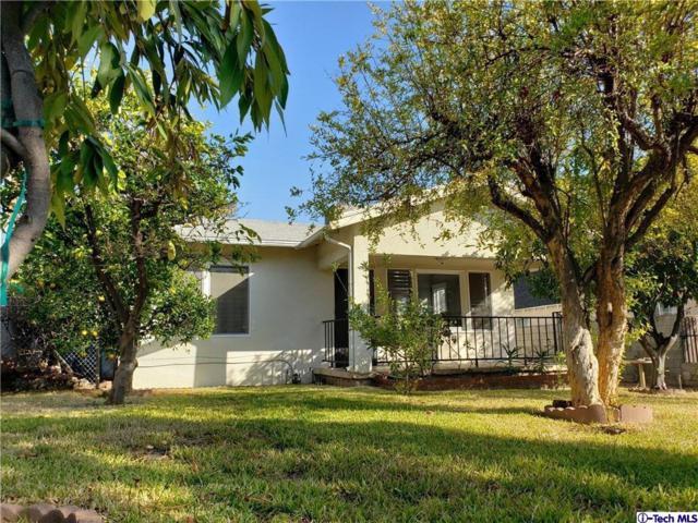 1300 N Dominion Avenue, Pasadena, CA 91104 (#319000590) :: Lydia Gable Realty Group