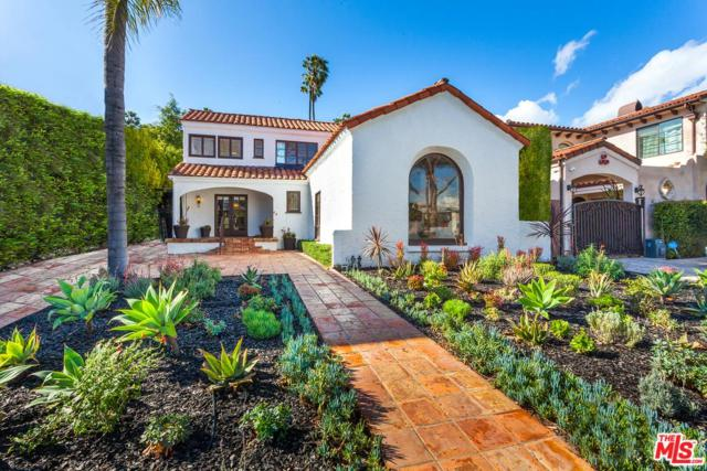 317 S Oakhurst Drive, Beverly Hills, CA 90212 (#19435036) :: Matthew Chavez