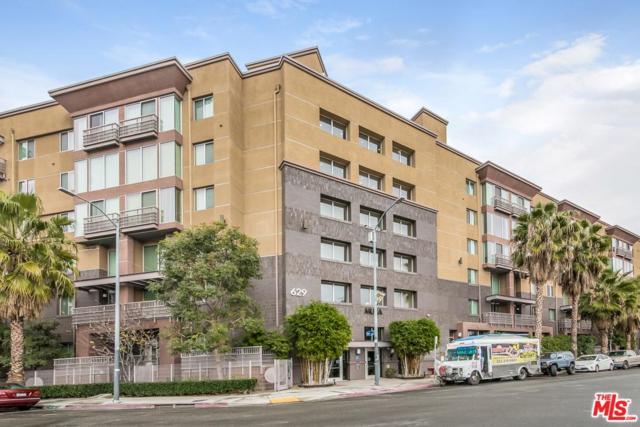 629 Traction Avenue #255, Los Angeles (City), CA 90013 (#19432080) :: Paris and Connor MacIvor