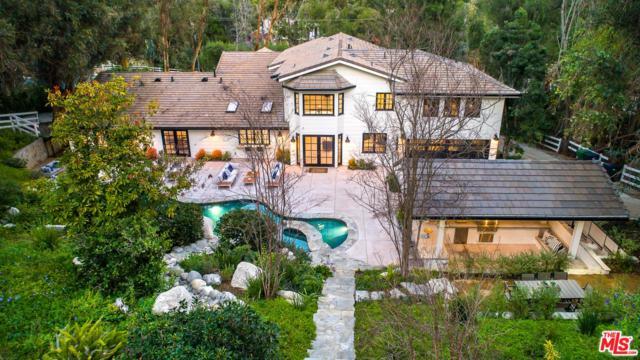 5403 Jed Smith Road, Hidden Hills, CA 91302 (#19431126) :: Golden Palm Properties