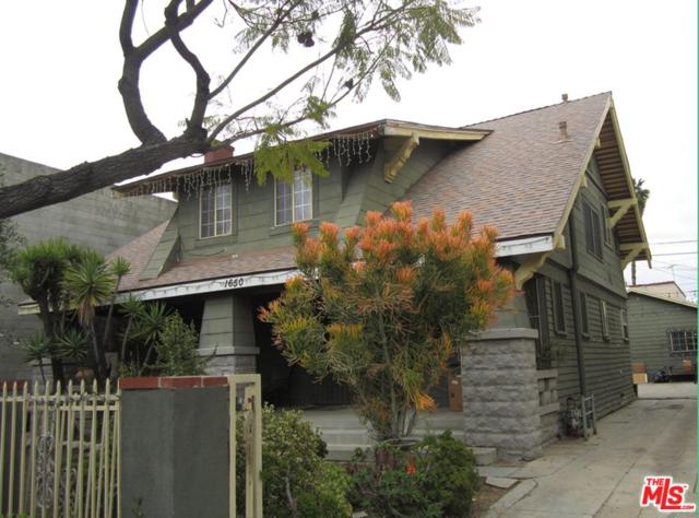 1650 S Oxford Avenue, Los Angeles (City), CA 90006 (#19435292) :: Matthew Chavez