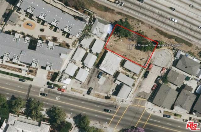 511 Douglas Street, Los Angeles (City), CA 90026 (#19434904) :: Matthew Chavez