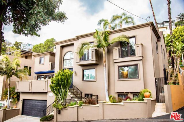 8721 W Sunset, West Hollywood, CA 90069 (#19435378) :: Golden Palm Properties