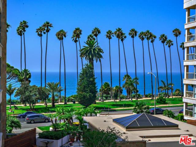 515 Ocean Avenue 508S, Santa Monica, CA 90402 (#19435434) :: Golden Palm Properties