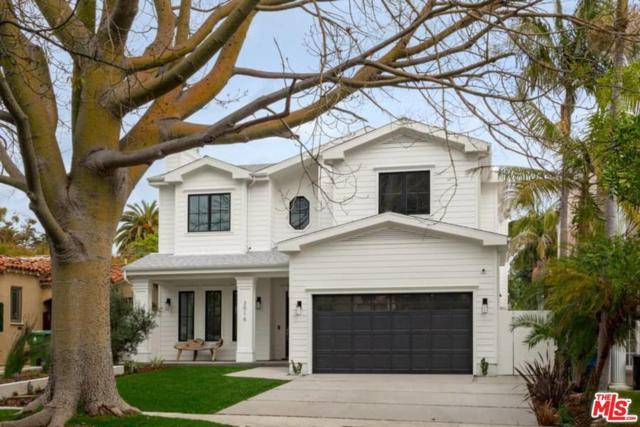 2016 Manning Avenue, Los Angeles (City), CA 90025 (#19435450) :: PLG Estates