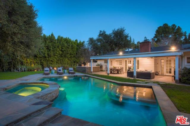 16749 Octavia Place, Encino, CA 91436 (#19433948) :: Golden Palm Properties