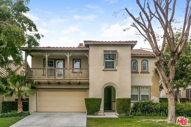 13588 Zivi Avenue, Chino, CA 91710 (#19435694) :: TruLine Realty