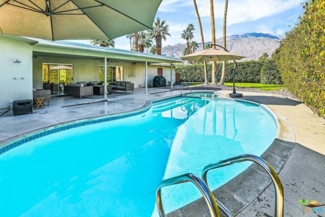 2188 Paseo Roseta, Palm Springs, CA 92262 (#19435380PS) :: The Real Estate Offices of Talbot and Watson