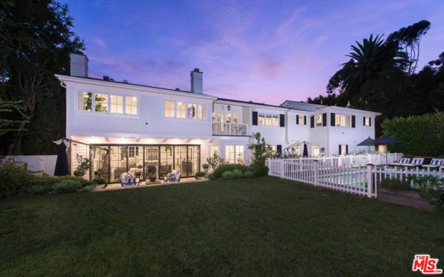 1824 Old Orchard Road, Los Angeles (City), CA 90049 (#19435798) :: PLG Estates