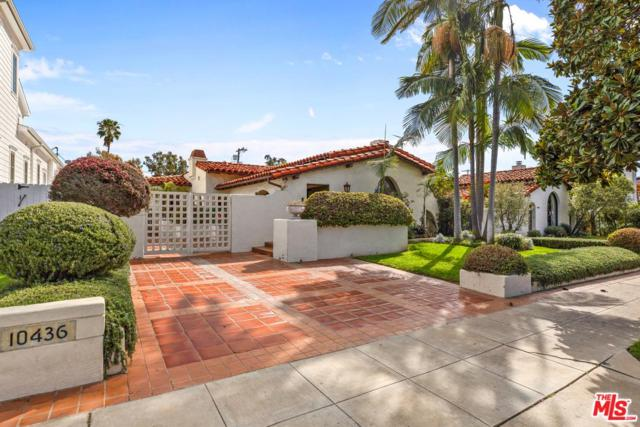 10436 Tennessee Avenue, Los Angeles (City), CA 90064 (#19435692) :: PLG Estates