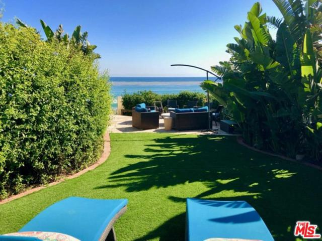 11770 Pacific Coast Highway U, Malibu, CA 90265 (#19435596) :: PLG Estates