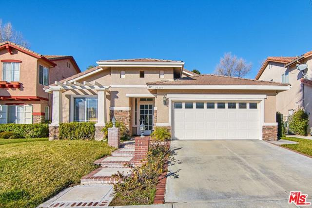 25749 Barnett Lane, Stevenson Ranch, CA 91381 (#19435982) :: Paris and Connor MacIvor