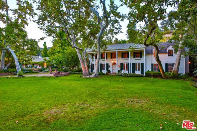 2220 Mandeville Canyon Road, Los Angeles (City), CA 90049 (#19435900) :: PLG Estates