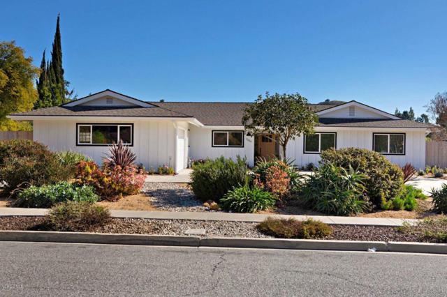 1084 Calle Las Trancas, Thousand Oaks, CA 91360 (#219001861) :: Lydia Gable Realty Group