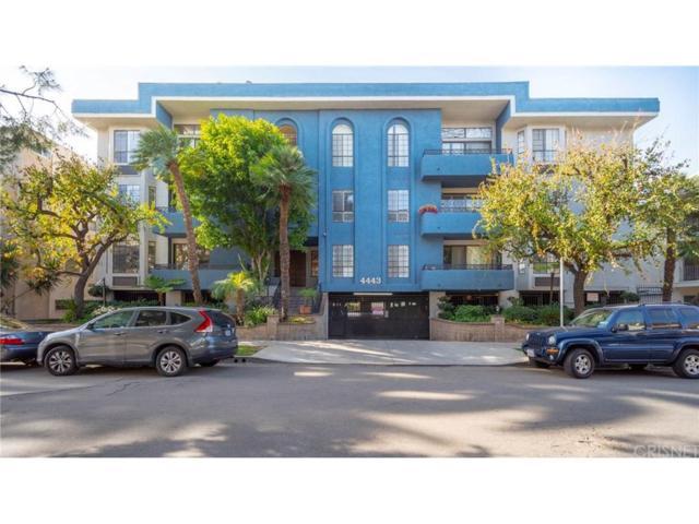 4443 Ventura Canyon Avenue #301, Sherman Oaks, CA 91423 (#SR19037961) :: Golden Palm Properties