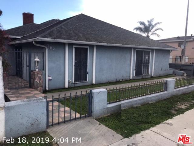 762 W El Segundo, Gardena, CA 90247 (#19436172) :: Paris and Connor MacIvor