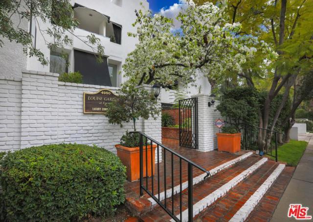4950 Louise Avenue #302, Encino, CA 91316 (#19435990) :: Golden Palm Properties