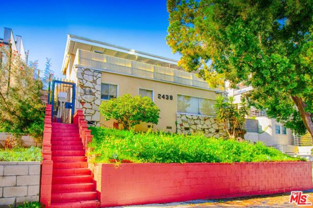 2438 7TH Street #5, Santa Monica, CA 90405 (#19436222) :: Golden Palm Properties