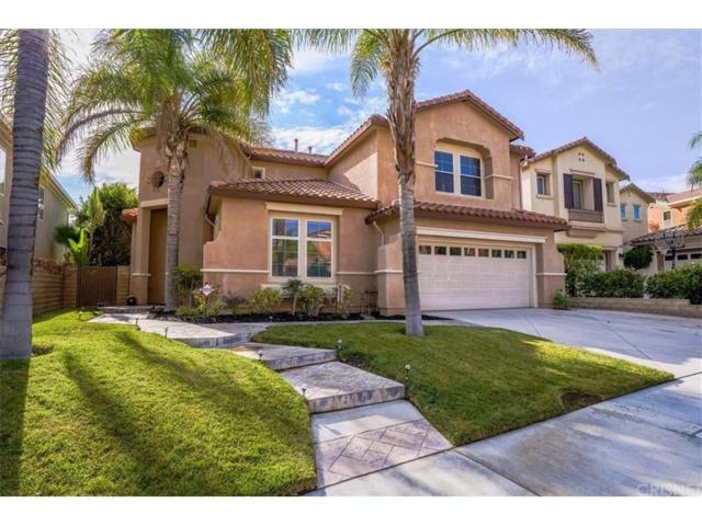28407 Horseshoe Circle, Saugus, CA 91390 (#SR19038704) :: The Real Estate Offices of Talbot and Watson