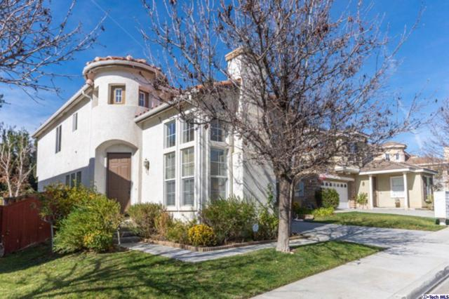 28523 Old Spanish Trail, Saugus, CA 91390 (#319000688) :: The Real Estate Offices of Talbot and Watson