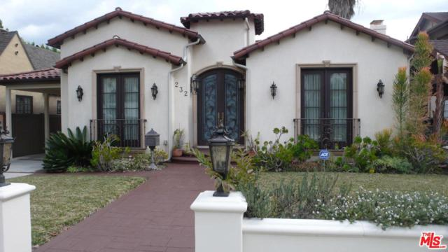 232 S Wetherly Drive, Beverly Hills, CA 90211 (#19434204) :: PLG Estates