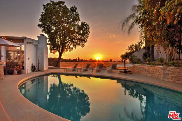 3821 Beverly Ridge Drive, Sherman Oaks, CA 91423 (#19436410) :: Golden Palm Properties